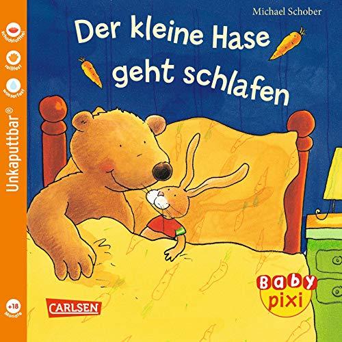Baby Pixi 34: Der kleine Hase geht schlafen - Pixi-duo