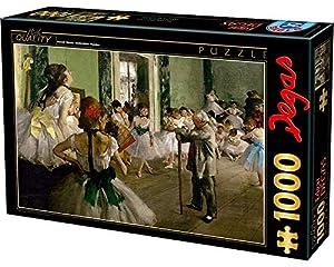 Unbekannt D de Toys 2-Puzzle 1000Edgar Degas