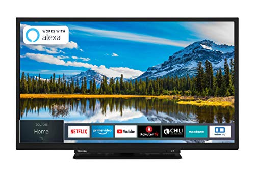 Toshiba 32L3869DAX 32 Zoll Fernseher (Full HD, Smart TV, Triple-Tuner, Prime Video, Bluetooth) -
