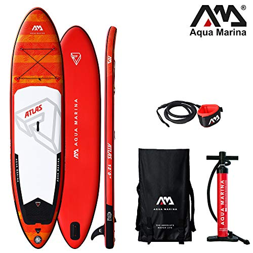 Aqua Marina Atlas aufblasbares SUP – ISUP, Stand Up Pad… | 04260452064340