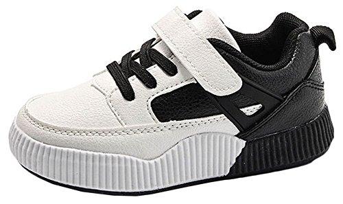 Scothen Unisex-Kinder Sneakers Jungen Mädchen Sneaker Outdoor Schuhe Jungen Turnschuhe Laufschuhe Schnürer Freizeit Schnürer Sportschuhe Sneaker Kinder Brief Soft Sport Laufschuhe Baby Mesh Schuhe