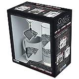 ABYstyle - Game of Thrones - Coffret Cadeau Verre 29cl + Porte-clés + Mini Mug Stark