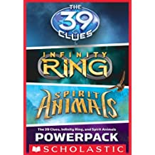 The 39 Clues, Infinity Ring, and Spirit Animals Powerpack