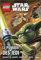 Lego Star Wars - livres d'activités 32 pages couleurs souple - tome 1 - Lego Star Wars Livre d'activites 1 Le pouvoir des Jedi