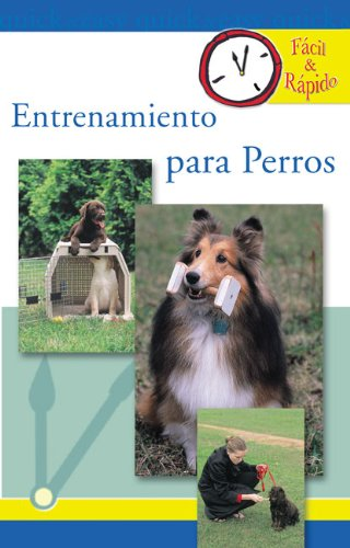 Entrenamiento para Perros por Pet Experts at TFH