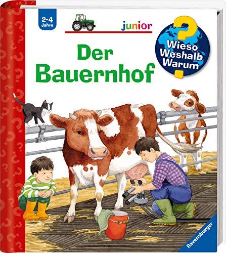 Der Bauernhof (Wieso? Weshalb? Warum? junior, Band 1)