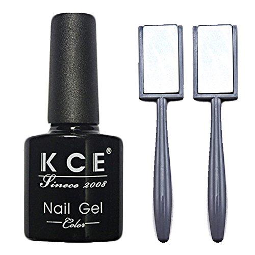 6pcs gel vernis à ongles kit Cat Eye style 10 ml capacité 6 différents styles caméléon vernis à ongles gel Set avec 2pcs aimants outils pour la décoration brillante nail art