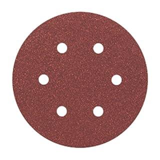 Bosch Pro Schleifblatt für Exzenterschleifer Holz und Farbe (5 Stück, Ø 150 mm, Körnung 80, C430)