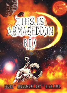 This is Armageddon (Tycus / Judgement Day / Starfire) [3 DVDs]