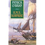 H M S Surprise (Thorndike Famous Authors)