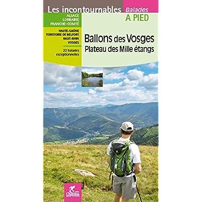 Ballon des Vosges - Plateau des mille étangs