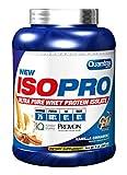 Quamtrax Nutrition Suplemento para Deportistas Isopro CFM, Sabor a Vanilla Cinnamon - 2267 gr
