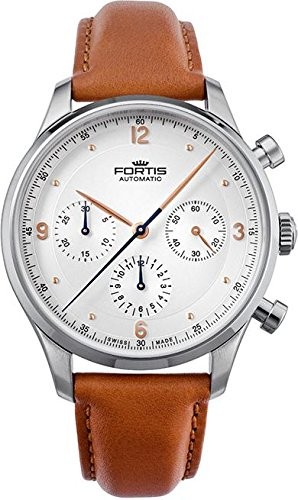 Fortis Tycoon 904.21.12 Automatic Mens Chronograph Classic & Simple