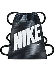 Nike Y Nk Gmsk - Gfx Bolsa de Cuerdas, Unisex Niños, Negro (Black / Dark Grey / White), Talla Única