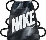 Nike Graphic Gym Sack Junior Sporttasche, Schwarz, One Size