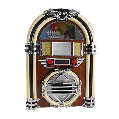 Inovalley Retro 13 Jukebox Système Audio de Inovalley