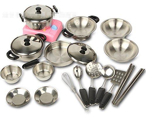 edealing-18x-play-house-remuer-servir-ustensile-de-cuisine-kitchen-tool-pretend-jouet-new