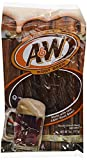 A&W Root Beer Licorice Twists - 5oz Root Beer Candy - Made With Real A&W Root Beer Cola