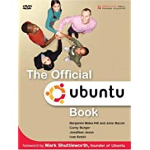 The Official Ubuntu Book, w. DVD-ROM