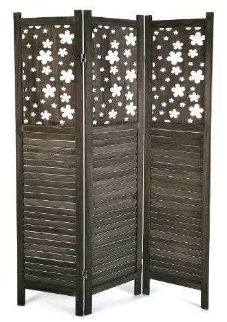 SuskaRegalos - Biombo Madera Tres Paneles - 170 x