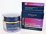 Biocura Age Vital Reichhaltige Nachtcreme 60+
