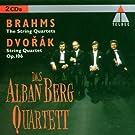 Brahms: Streichquartette / Dvorak: Streichquartett op.106