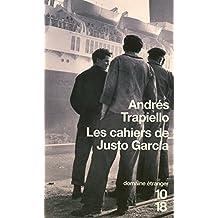 Les cahiers de Justo García