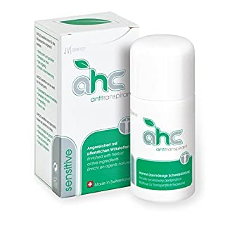 JV Cosmetics - AHC sensitive Antiperspirant (50 ml) - for sensitive skin
