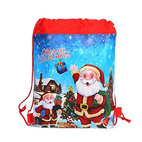 Santa Claus Christbaumspitze 27cm Formspitze Glasornament rot
