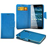 ( Baby Blue ) Huawei Ascend Y540 Hülle Abdeckung Cover