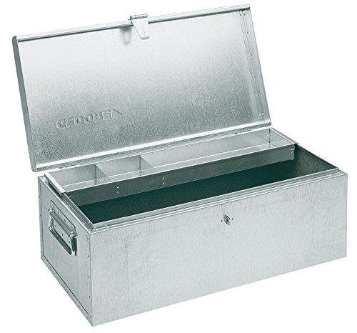 GEDORE 6629170 1440 Z-91 Werkzeugkoffer Jumbo, verzinkt, 440x918x537 mm