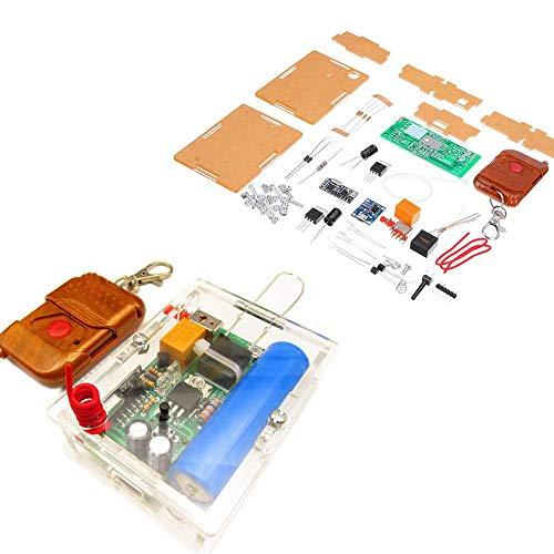 12V 8一Kanal一kapazitives Touch一Switch一Modul mit Relais und selbstsperrender Interlock一Funktion -