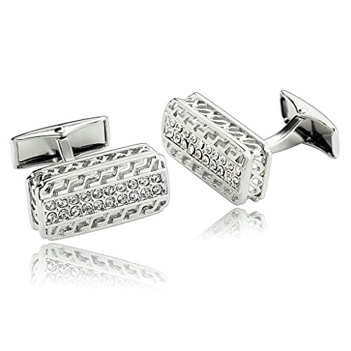 epinki-men-stainless-steel-rectangle-with-two-row-of-cubic-zirconia-silver-cufflinks