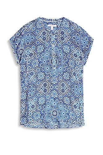 ESPRIT, Camicia Donna Multicolore (Ink)