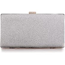 ERGEOB Damen Clutch Diamant Abendtasche Kristall Clutch für Party Hochzeit Theater Kino Event