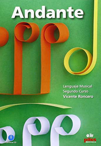 Andante, lenguaje musical 2