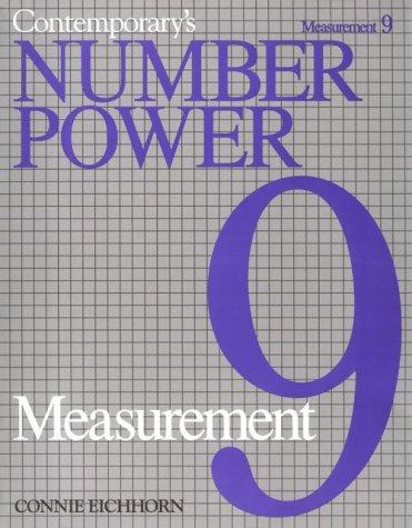 Contemporary's Number Power 9: Measurement por Connie Eichhorn