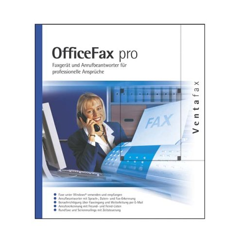 OfficeFax pro. CD-ROM.