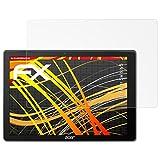 atFolix Schutzfolie kompatibel mit Acer Switch 5 Bildschirmschutzfolie, HD-Entspiegelung FX Folie (2X)