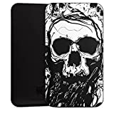Allview P6 Pro Tasche Sleeve Hülle black - Skull Meeting