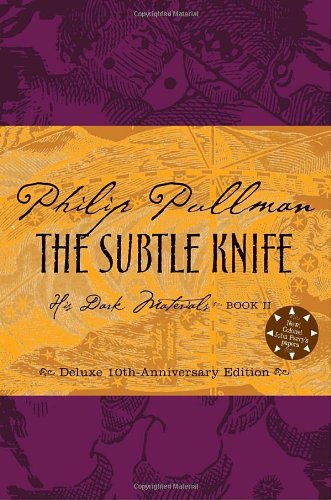 Book cover for The Subtle Knife