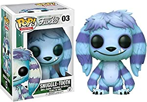 Pop Wetmore Forest Snuggle-Tooth Vinyl Figure