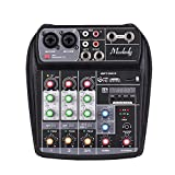 Consolle mixer per registrazione