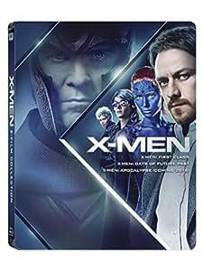 Trilogy X-Men: L'Inizio/Giorni di un Futuro Passato/Apocalisse (Steelbook) (3 Blu-Ray)