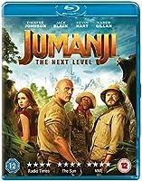 Jumanji: The Next Level [Blu-ray] [2019] [Region Free]
