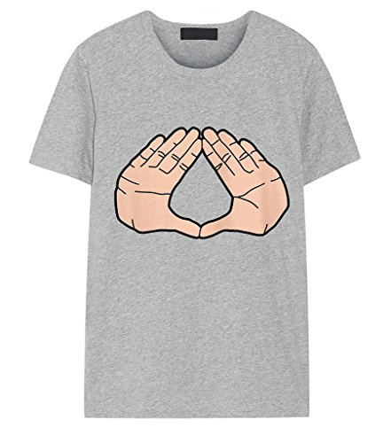 Fellow Friends - Jay Z Diamond Hand Unisex T-shirt X-Large Grey