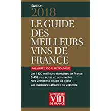 Le guide des meilleurs vins de France 2018