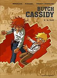 Butch Cassidy, Tome 2 : El Paso
