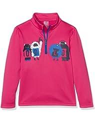 Odlo Kinder Midlayer 1/2 Zip Harbin Kids Print Pullover und Sweatshirt