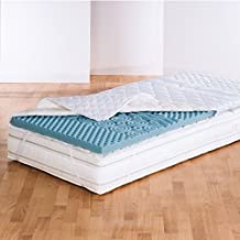 suchergebnis auf f r gel topper 140x200. Black Bedroom Furniture Sets. Home Design Ideas